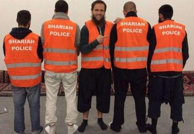 SHARIAH POLITIE