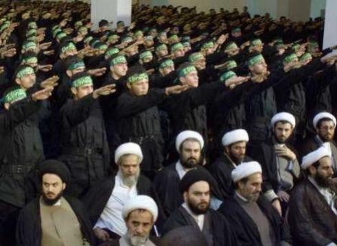 HITLERGROET IRAN AYATOLLAHS
