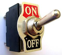 on and off button 1