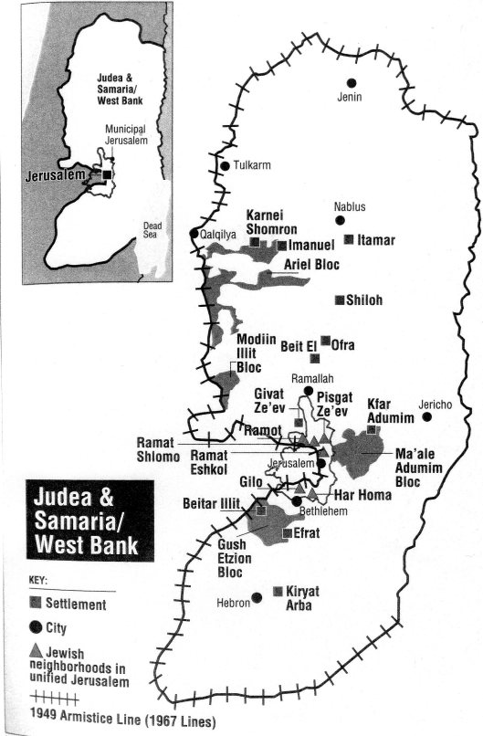 ISRAEL ZWARTWITKAARTJE 2002