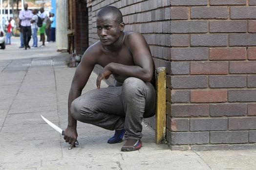 ZUID AFRIKA xenophobic attacks