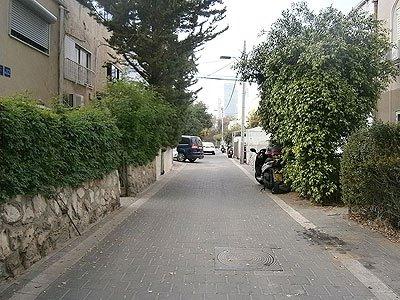 De wijk Bitzaron van Tel-Aviv