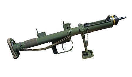 PIAT (Projector Infantry Anti Tank)