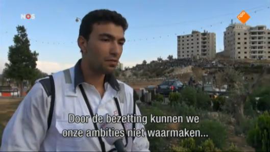 Ze hebben dus maar één ambitie: Israël vernietigen