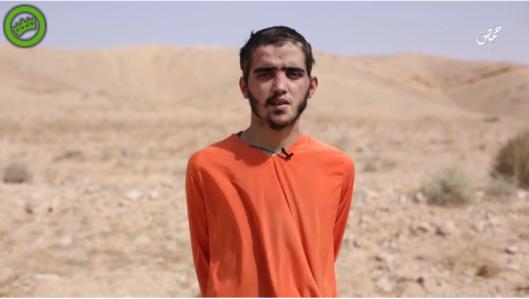 Deze man wordt door ISIS middels een tank verpletterd. Dit is de eerste keer dat ik niet heb durven kijken. Maar wie dat wel kan, kan bij GeenStijl terecht.