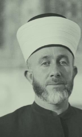 Amin al-Hoesseini (1897 – 1974), Grootmoefti van Jeruzalem