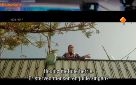 ASSAF FILM STERVEN EN ZINGEN
