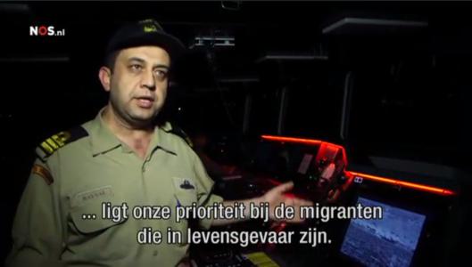 Turkije kapitein kustwacht