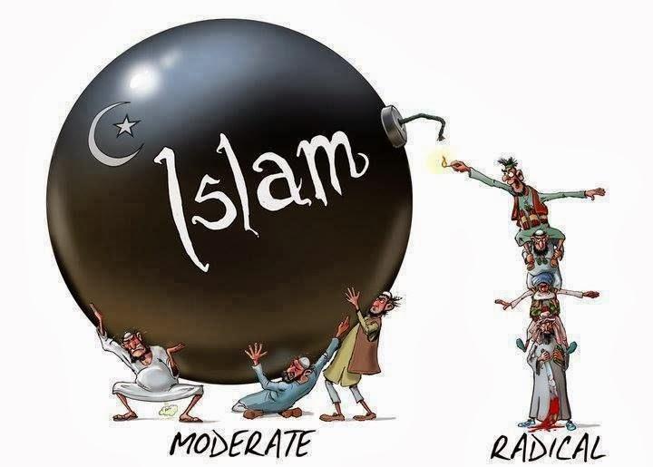 ISLAM MODERATE RADICAL