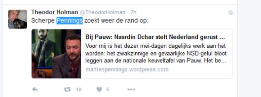 HOLMAN TWITTER DCHAR