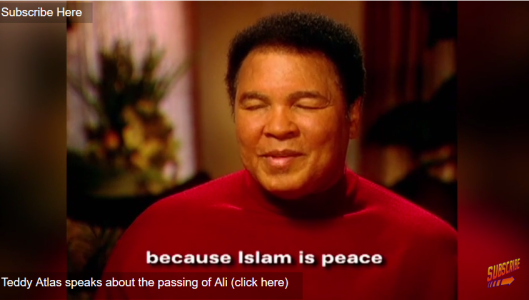 ALI ISLAM IS VREDE 1