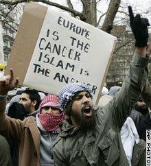 cancer europe answer islam