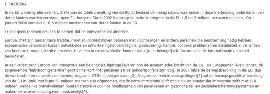 EU-IMMIGRATIE-DOCUMENT 2008