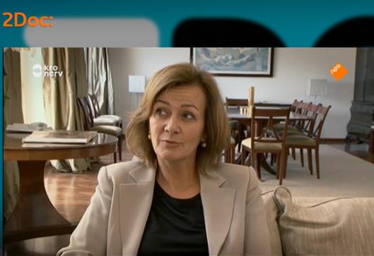 Angelina Eichhorst, gezantin van de EU in Libanon