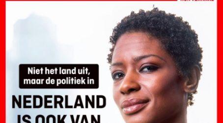 Sylvana de politiek in, maar het kán dus niet dat ze ook maar het geringste benul heeft waarbij ze zich heeft aangesloten