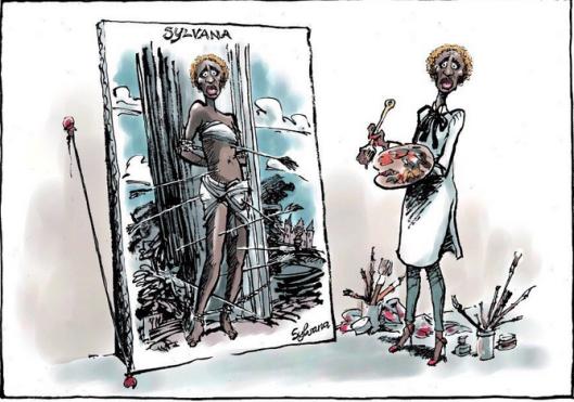 Joshua Collignon kan best nog wat meer dan alleen maar anti-semitische cartoons maken!