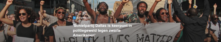 FACTS DON'T MATTER NIEUWSUUR BANNER