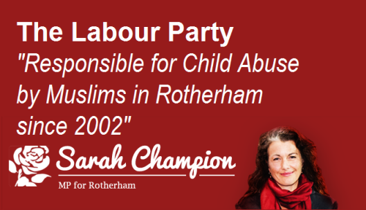 LABOUR CHILD ABUSE MUSLIMS