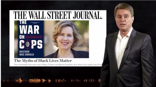 BLACK LIVES MATTER JOURNALIST
