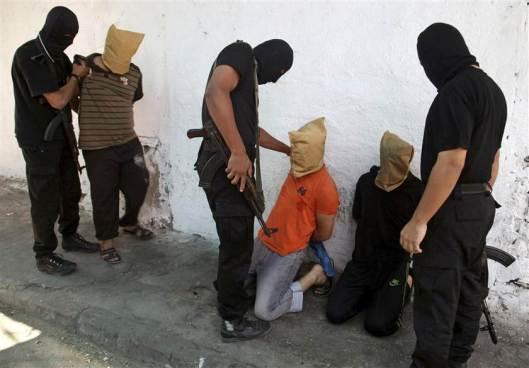gaza-executie