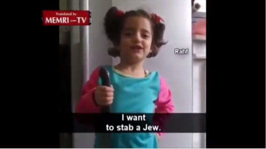 I WANT TO STAB A JEW