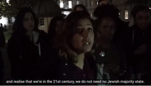 Spartacus van GeenStijl: deze dame is het beste bewijs dat een Joodse staat van levensbelang is