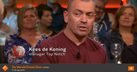 koning-kees-de-top-notch