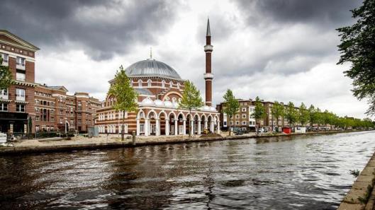 De Westermoskee in Amsterdam