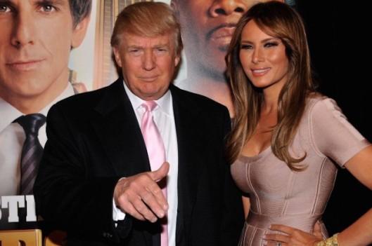Alleen als Donald een tweede Franklin Delano of Ronald blijkt kan ik vrede hebben met zijn Barbie als first lady