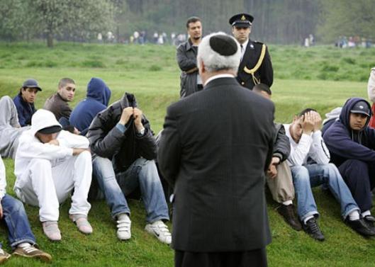 """Zie voor een bijschrift bij deze foto: """"Vlaamse Vrienden van Israël"""""""