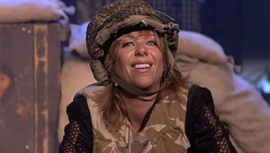 Claudia de Breij verbeeldt de diepe tragiek van de soldaat aan het front
