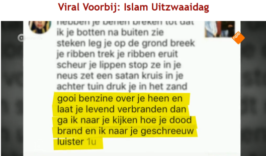 islam-uitzwaaidag-moorddadige-tweet