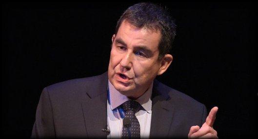 Ari Shavit heft het regressief-linkse vingertje