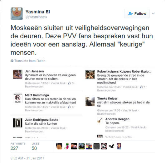 trouw-tweet-massamoordende-pvv-ers