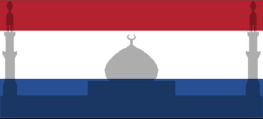 vlag-nederland-met-schaduwmoskee-bmp
