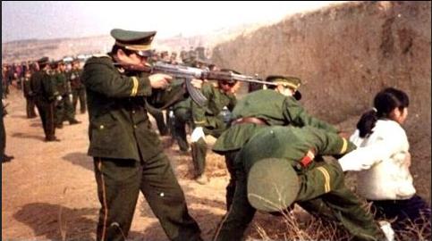 NOORD KOREA EXECUTIE