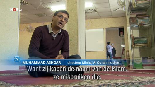 MANCHESTER DIRECTEUR NIET VOLGENS ISLAM
