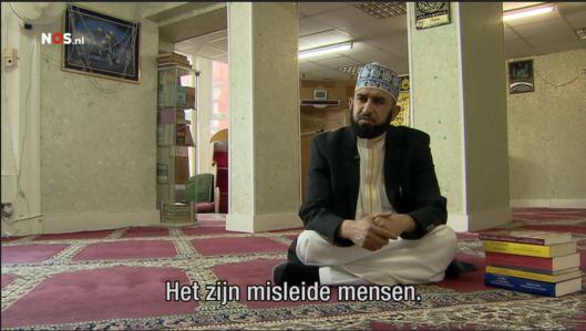 MANCHESTER IMAM NIET VOLGENS ISLAM 2