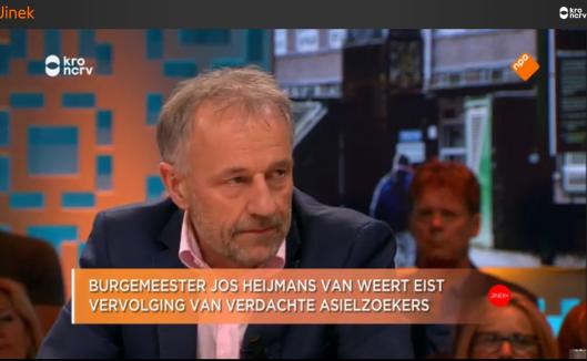 Eva Jinek En Peter R De Vries Proberen De Fatsoenlijke Burgemeester