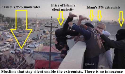 ISLAM MODERATES AND EXTREMISTS