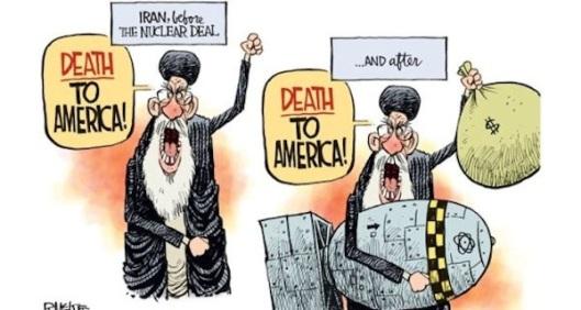 IRAN VOOR EN NA DE DEAL