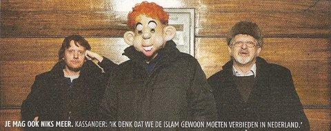 MASKER IK EDDY HANS
