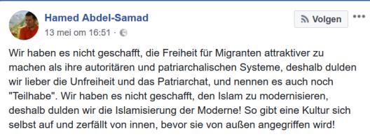 SAMAD KWOOT NICHT GESCHAFFT