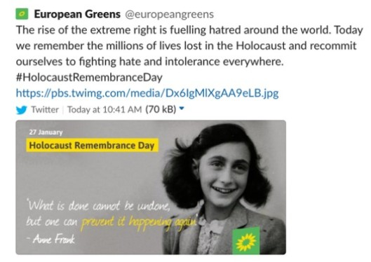 frank anne european greens misbruik