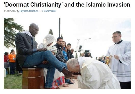 ibrahim raymond doormat christianity 1