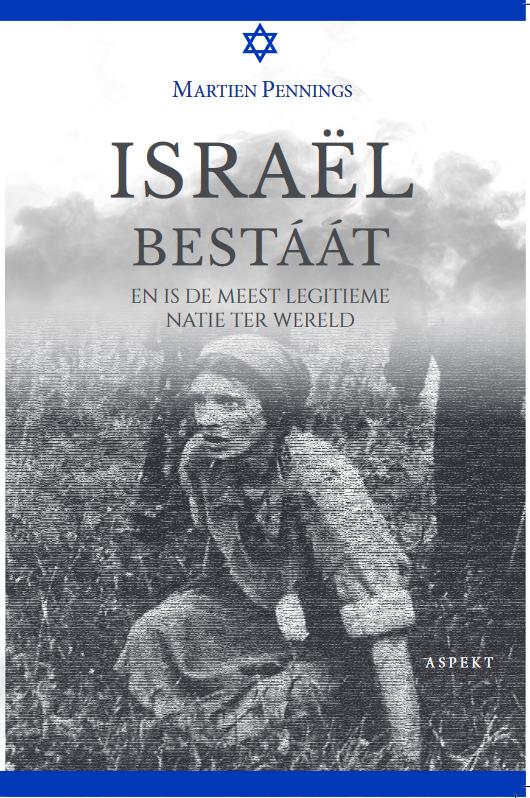 OMSLAG ISRAEL BESTAAT